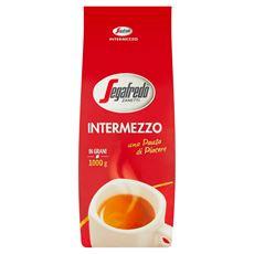 Segafredo Zanetti Intermezzo Kawa palona ziarnista 1000 g