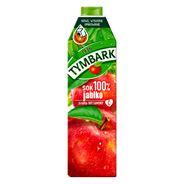 Tymbark Jabłko Sok 100% 1 l 6 sztuk karton