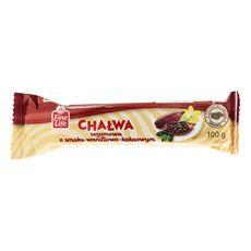 FILE LIFE chałwa sezamowa o smaku waniliowo-kakaowym 100 g