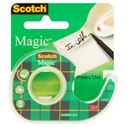 Scotch Magic Taśma niewidoczna po przyklejeniu 19 mm x 7,5 m