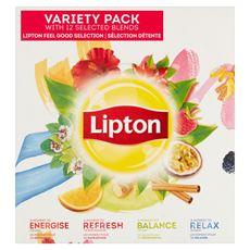 Lipton Zestaw herbat 328,5 g (12 x 15 torebek)