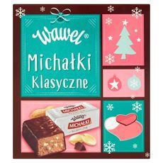 Wawel Michałki Klasyczne Cukierki w czekoladzie 500 g
