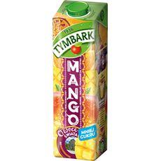 Tymbark Owoce Świata Napój wieloowocowy mango 1 l 6 sztuk
