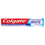 Colgate Advanced White Pasta z fluorem 125 ml