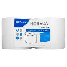 Tenerella Czyściwo papierowe profesjonalne białe 2-warstwowe typ 800 2 sztuki