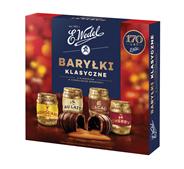 E. Wedel Baryłki z alkoholem w czekoladzie deserowej 200 g