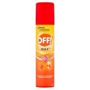 OFF! Max Repelent w aerozolu 100 ml