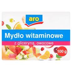 ARO mydło kostka 100G witaminowe