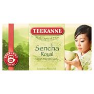 Teekanne World Special Teas Sencha Royal Herbata zielona o smaku owoców 35 g (20 torebek)