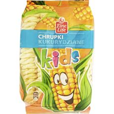 Chrupki kukurydziane plecione 70g