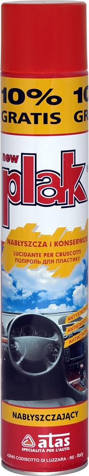 Plak Preparat do czyszczenia i konserwacji kokpitu 750 ml