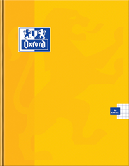 Oxford Brulion różne kolory 96 kartek AA
