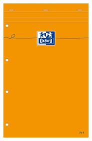 Oxford Blok notepad kratka 80 kartek A4+
