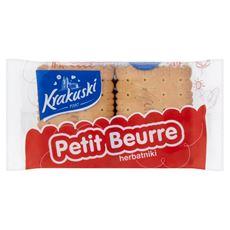 Krakuski Petit Beurre Herbatniki 50 g 18 sztuk