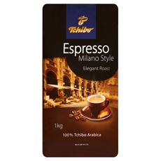 Tchibo Espresso Milano Style Elegant Roast Kawa palona ziarnista 1 kg
