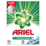 Ariel Mountain Spring Proszek do prania 300g, 4prania