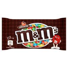 M&M's Chocolate Czekolada mleczna w kolorowych skorupkach 45 g 24 sztuki