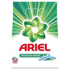 Ariel Mountain Spring Proszek do prań 3000g, 40prań