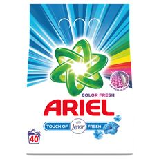 Ariel Touch Of Lenor Fresh Proszek doprania 3 kg, 40prań