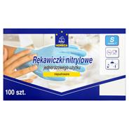 Horeca Select Rękawiczki nitrylowe S 100 sztuk