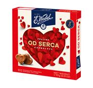 E. Wedel Od Serca Czekoladki mleczne z dwuwarstwowym nadzieniem 117 g