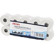 Sigma rolka kasowa termiczna bez BPA, 28mm x 25m, 10 szt.