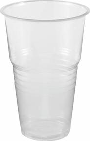 Aro Kubki do piwa transparentne 500 ml 50 sztuk