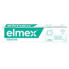 Elmex Sensitive z aminofluorkiem Pasta do zębów 75 ml