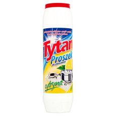 Tytan Proszek do czyszczenia cytryna 500 g 3 sztuki