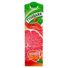 Tymbark Sok 100% czerwony grejpfrut 1 l