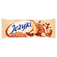 Jeżyki Cafe Herbatniki w czekoladzie mlecznej 140 g