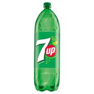 7UP Napój gazowany 2,25 l 8 sztuk