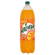 Mirinda Orange Napój gazowany 2,25 l 8 sztuk