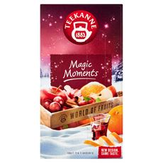 Teekanne World of Fruits Magic Moments Aromatyzowana mieszanka herbatek owocowych 50 g (20 torebek)