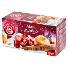 Teekanne World of Fruits Magic Moments Aromatyzowana mieszanka herbatek owocowych 50 g (20 torebek)