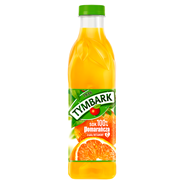 Tymbark Pomarańcza Sok 100% 1 l 6 sztuk
