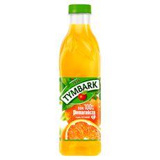 Tymbark Pomarańcza Sok 100% 1 l 6 sztuk PET