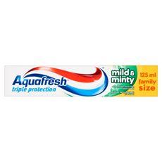 Aquafresh Triple Protection Mild and Minty Pasta do zębów 125 ml