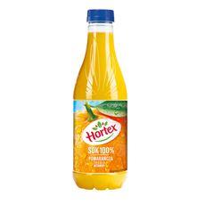 Hortex Pomarańcza Sok 100% 1 l 6 sztuk PET