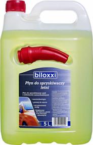 Biloxxi Płyn do spryskiwaczy letni 5 l