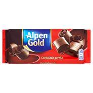 Alpen Gold Czekolada gorzka 90 g 5 sztuk