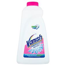 Vanish Oxi Action Krystaliczna biel Odplamiacz do tkanin w płynie 1 l