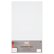 WZ Eurocopert Koperty B4 foliowe kurierskie Co-Ex z paskiem samoprzylepnym 10 sztuk