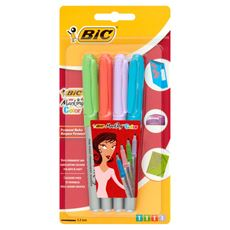 Bic Color Marker permanentny 4 sztuki