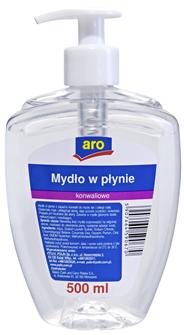 ARO Mydło w płynie z pompką konwalia 500 ml