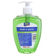 ARO Mydło w płynie z pompką jabłko 500 ml