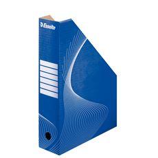 Esselte Pojemnik kartonowy na czasopisma  niebieski A4