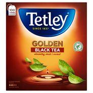 Tetley Golden Herbata czarna 200 g (100 torebek)