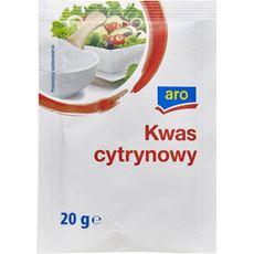 Aro kwasek cytrynowy 20 g, 5 szt