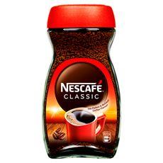 Nescafé Classic Kawa rozpuszczalna 200 g